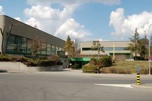 Le centre sportif du Mottier