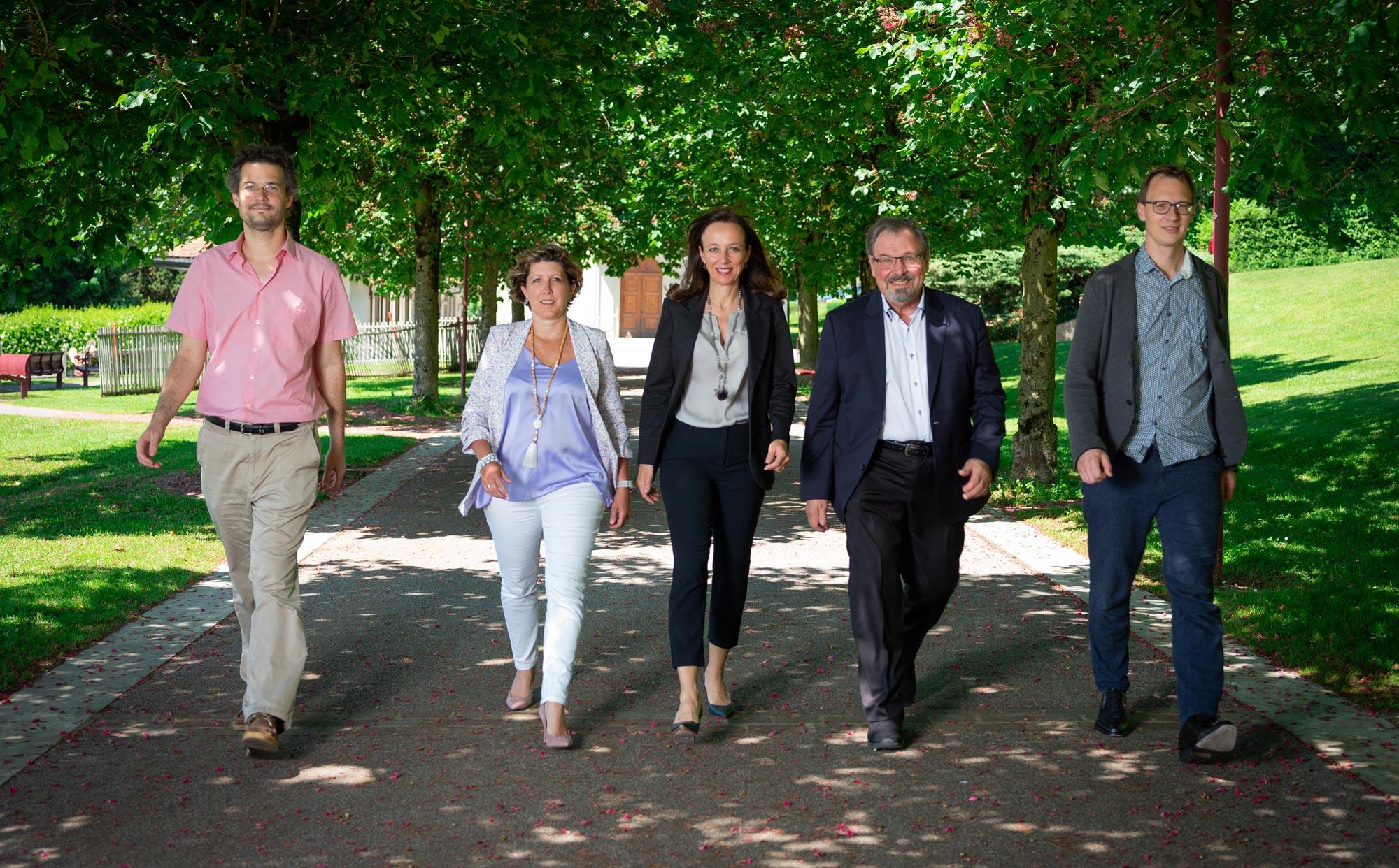 La Municipalité du Mont-sur-Lausanne 2021-2026